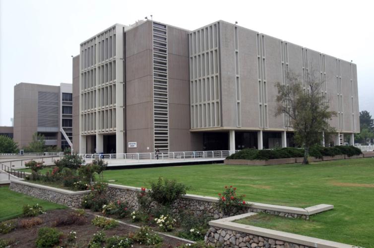 Cal State San Bernardino Library